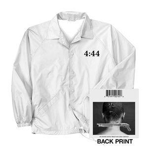 """Authentic JayZ 4:44 Tour Merch """"Coach's Jacket"""""""